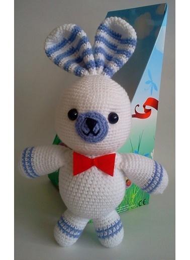 Damla Oyuncak Damla Oyuncak Amgurumi Tavşan Oyuncak Renkli